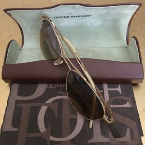 Sunglasses, Oliver Peoples
